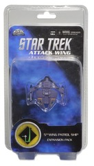 Attack Wing: Star Trek - 5th Wing Patrol Ship Expansion Pack