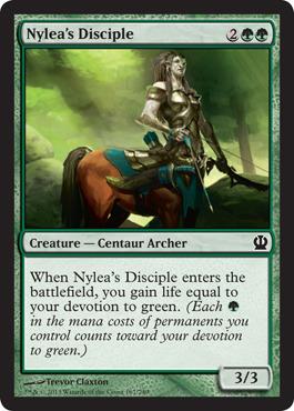 Nyleas Disciple