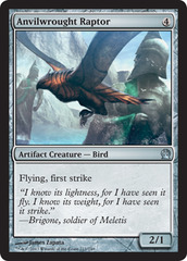 Anvilwrought Raptor on Channel Fireball