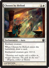Chosen by Heliod - Foil