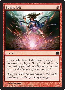 Spark Jolt - Foil