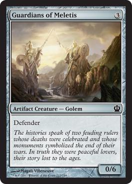 Guardians of Meletis - Foil