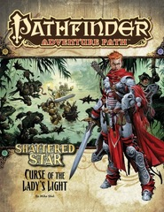 Pathfinder Adventure Path #62: Curse of the Lady's Light (Shattered Star 2 of 6)