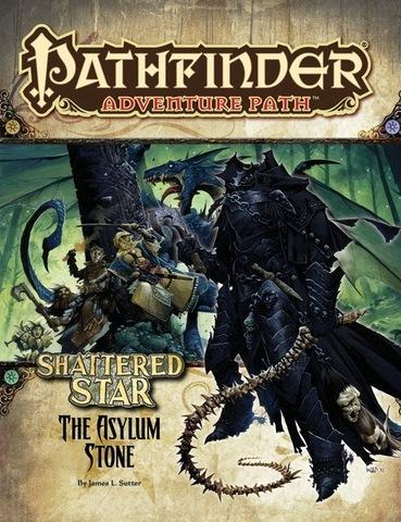 Pathfinder Adventure Path #63: The Asylum Stone (Shattered Star 3 of 6)