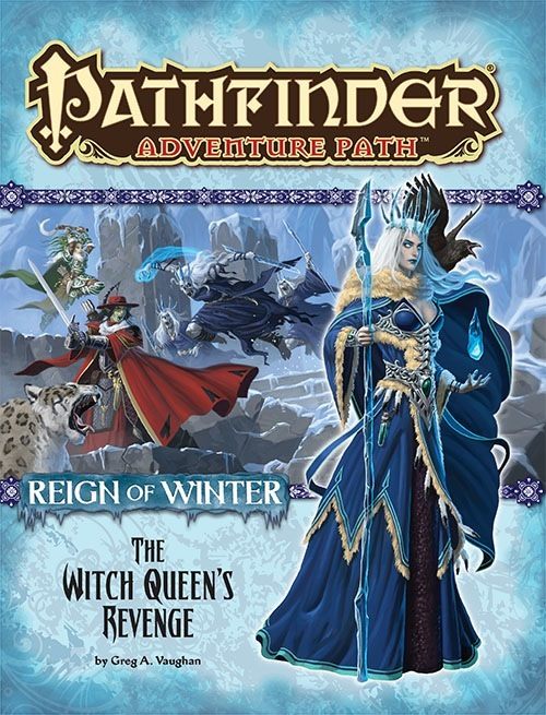 Pathfinder Adventure Path #72: The Witch Queen's Revenge (Reign of Winter 6 of 6)