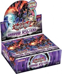 Shadow Specters Booster Box - 1st Edition