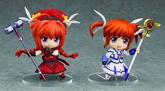 Mgln Innocent Nanoha & Vita Nendoroid Petite 2pk