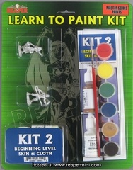 Learn To Paint Kit 2