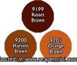 09767 Autumn Browns Triad