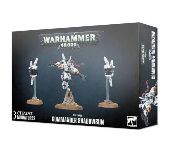 Tau Empire - Commander Shadowsun