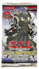 Duelist Pack 2: Chazz Princeton 1st Edition Booster Pack