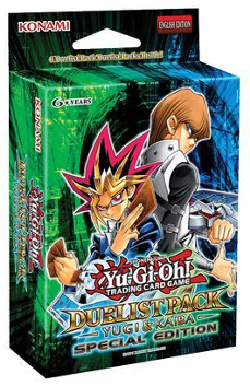 Duelist Pack Yugi & Kaiba - Special Edition