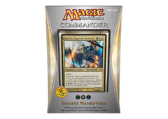 MTG Commander 2013: Evasive Maneuvers Deck