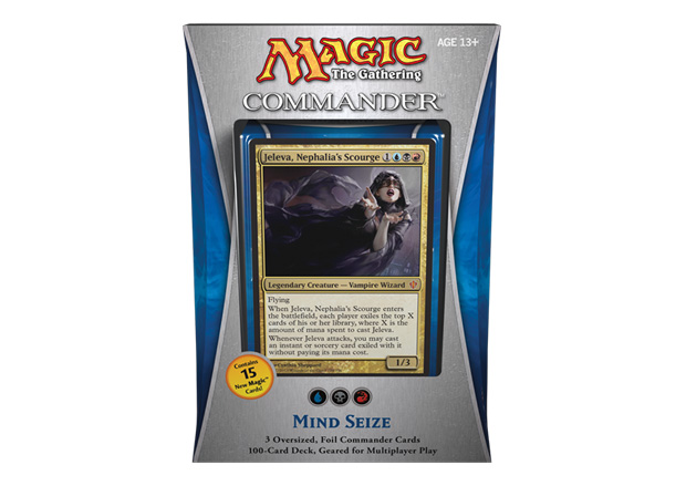 MTG Commander 2013 Deck: Mind Seize