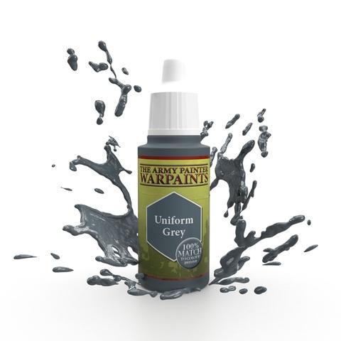 Warpaints: Uniform Grey (100% match) 18ml