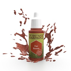 Warpaints: Fur Brown (100% match) 18ml