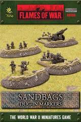 Battlefield In A Box -Sand Bag Implacements BB108