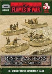 Desert Dug-In Sandbags BB109