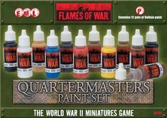 Quartermasters Paint Set QPS01