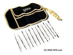 Tools: 12-piece Sculpting Set w/Case