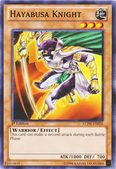 Hayabusa Knight - LCJW-EN026 - Common - 1st Edition
