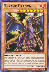 Tyrant Dragon - LCJW-EN149 - Common - 1st Edition