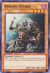 Reborn Zombie - LCJW-EN199 - Common - 1st Edition