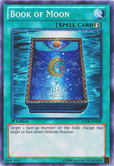 Book of Moon - LCJW-EN288 - Secret Rare - 1st Edition