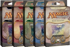 MTG Shards of Alara Intro Packs: Display Box of 5 Decks