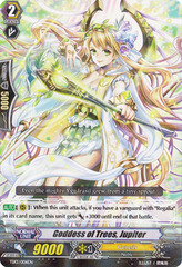 Goddess of Trees, Jupiter TD13/006EN - TD - R on Channel Fireball