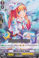 Witch of Cats, Cumin TD13/011EN - TD