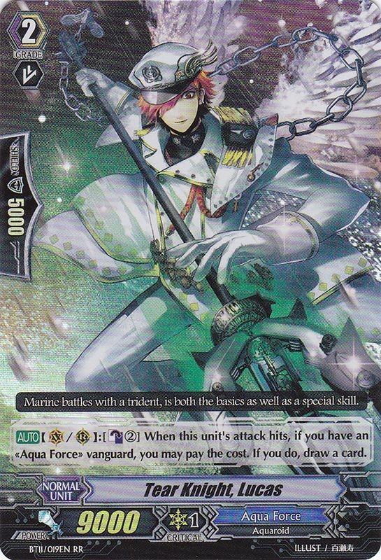 Tear Knight Lucas - BT11/019EN - RR