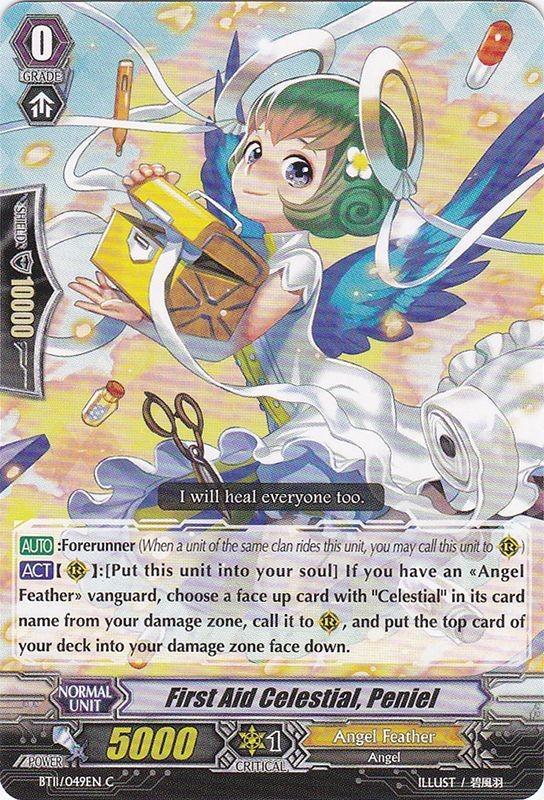 First Aid Celestial Peniel - BT11/049EN - C