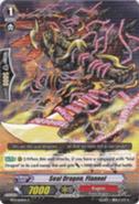 Seal Dragon, Flannel - BT11/064EN - C