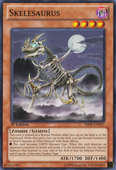 Skelesaurus - SHSP-EN037 - Common - 1st Edition