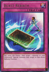 Burst Rebirth - SHSP-EN070 - Rare - 1st Edition