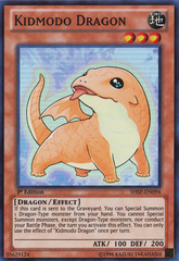 Kidmodo Dragon - SHSP-EN094 - Super Rare - 1st Edition