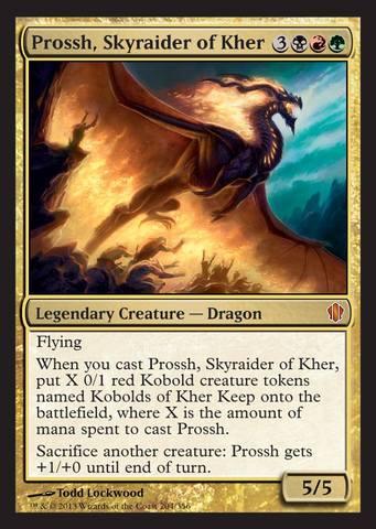 Oversized - Prossh, Skyraider of Kher