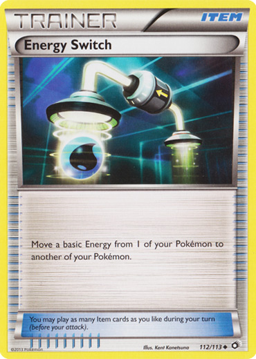 Energy Switch - 112/113 - Uncommon