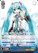 Never Ending Song Hatsune Miku - PD/S22-E079 - R