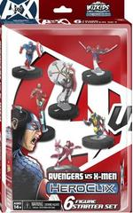Avengers vs X-Men: Red Box: 6 Figure: Starter Set
