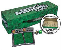Elder Dragon Lair Box Green