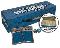 Elder Dragon Lair Box Blue