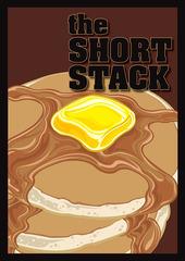 Short Stack Art Sleeves (50)