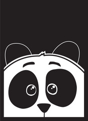 Legion Card Sleeves: Panda Art (50)