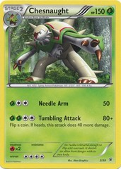 Chesnaught - 5/39
