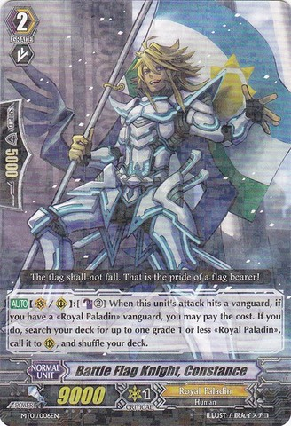 Battle Flag Knight, Constance - MT01/006EN
