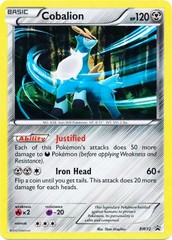Cobalion - BW72 - Promotional