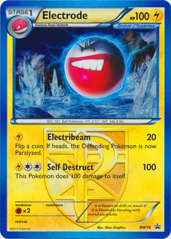Electrode - BW76 - Promotional