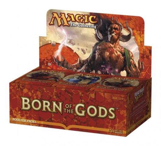 Born of the Gods Booster Box - English